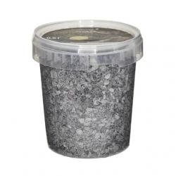 Agyaggranulátum tonkys 4-10mm agyag 0,8 L mosott fehér