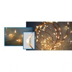 Micro LED-es fényfüzér kültéri