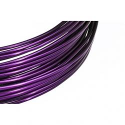 Lágydrót alumínium 2mm x 12m lila