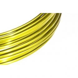 Lágydrót alumínium 2mm x 12m sárga