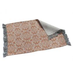 Elvira szőnyeg szürke-rózsasz.50*80
