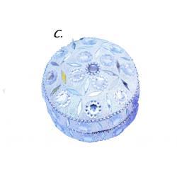 Csillivilli doboz II. vegyes szin ( C) fehér
