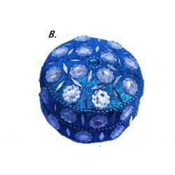 Csillivilli doboz II. vegyes szin (B) kék