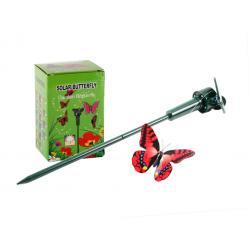 Napelemes kerti pillangó