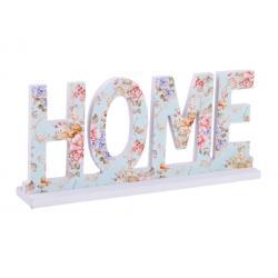 Home Dekor floral kékes alapú