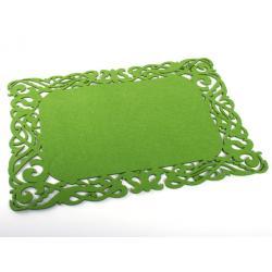 Tara Tányéralátét zöld