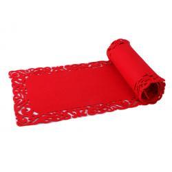 Tara Asztali futó piros