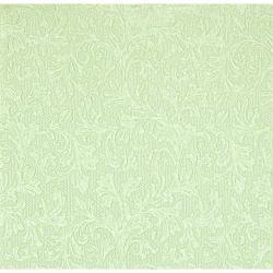 Papír Szalvéta 3 rétegû - Fiorentina uni világos zöld 33x33cm fényes világos zöld S/16