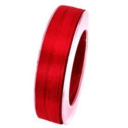Szalag Basic textil 10mmx50m piros