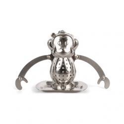 Teatojás majmos, ezüst