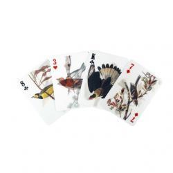 Franciakártya, 3D madarak
