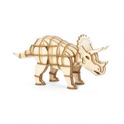 3D fa puzzle, Triceratops