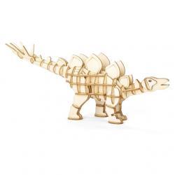 3D fa puzzle, Stegosaurus