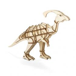 3D fa puzzle, Parasaurolophus