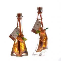 Fürdőolaj díszüvegben 100 ml narancs