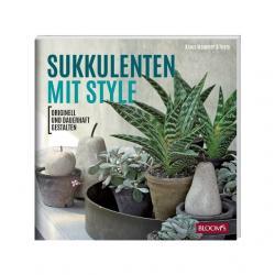 Könyv Sukkulenten mit Style