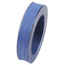 Szalag textil 25mmx20m kék