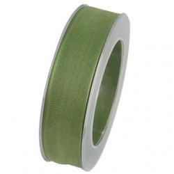 Szalag textil 25mmx20m oliva