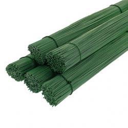 Vágott drót 1,0 mm x 30 cm zöld  0,5 kg