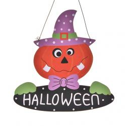 Halloween dekoráció fa 20cm