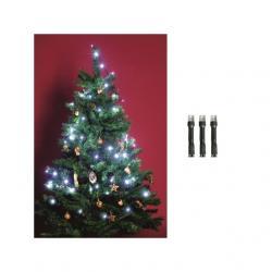 LED-es beltéri fényfüzér, hidegfehér, 50 LED beltéri
